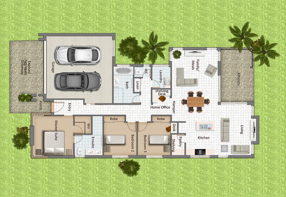 Stradbroke Floorplan