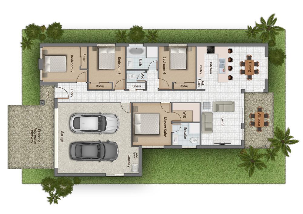 Wendy Floorplan