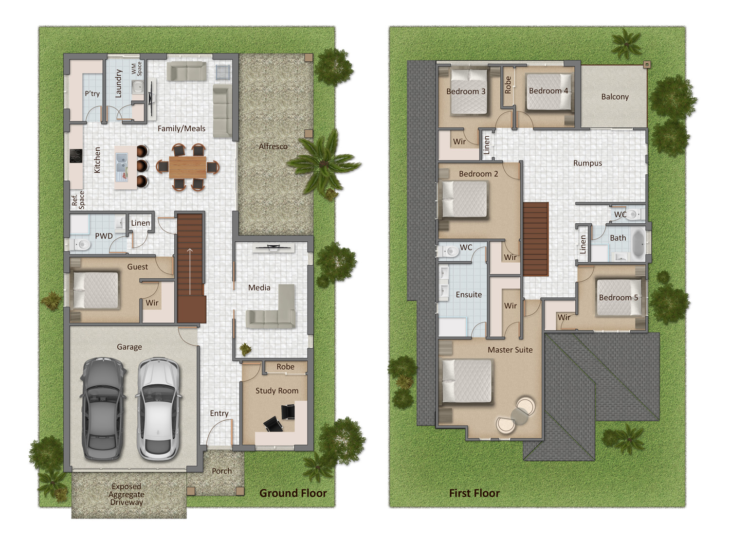 Everest Floorplan