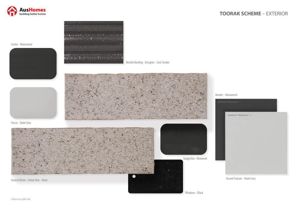 Toorak Exterior Colour Scheme